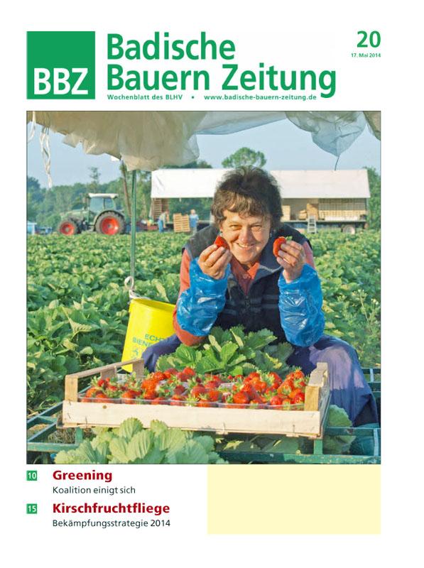 Badische Bauern Zeitung